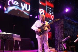 Gégé, solo guitare à LAZ