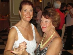 Christine et Huguette