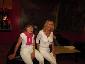 Agnes et Yvonne