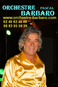Affiche de l'orchestre