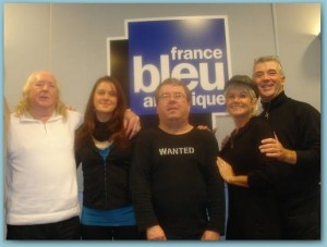 dédé, Maryll,Martine et Pascal