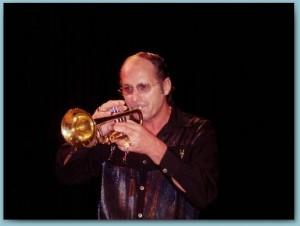 Serge et sa trompette